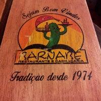 รูปภาพถ่ายที่ Barnabé Restaurante e Cachaçaria โดย Luis M. เมื่อ 2/16/2013