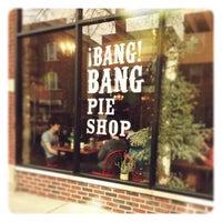 Photo prise au Bang Bang Pie Shop par Eric P. le12/23/2012