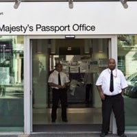 HM Passport Office - Government Building in City of Westminster
