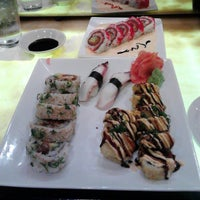 Photo prise au Kanki Japanese House of Steaks & Sushi par Kelsey W. le2/16/2013