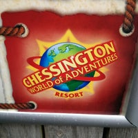 6/28/2013에 Rich B.님이 Chessington World of Adventures Resort에서 찍은 사진