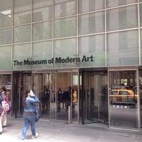 Foto tomada en Museo de Arte Moderno (MoMA) por D el 6/14/2013