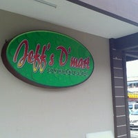 Photo taken at Jeff's D' Mart Convenience Store by Randall W. on 2/4/2013