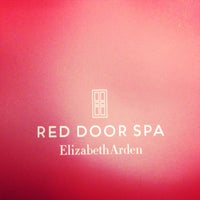 ... Photo Taken At The Red Door Salon U0026amp;amp; Spa By Bethany L.
