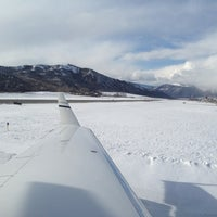 Photo prise au Aspen/Pitkin County Airport (ASE) par Fede H. le3/24/2013