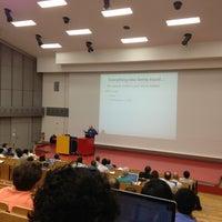 Das Foto wurde bei Technische Universität Berlin von Ekaterina K. am 6/24/2013 aufgenommen