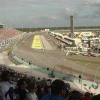 11/18/2012에 Matthew M.님이 Homestead-Miami Speedway에서 찍은 사진