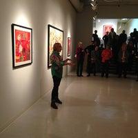5/23/2013 tarihinde Raphaelle R.ziyaretçi tarafından Laura Russo Gallery'de çekilen fotoğraf