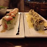 10/30/2012 tarihinde Arda E.ziyaretçi tarafından Takami Sushi'de çekilen fotoğraf