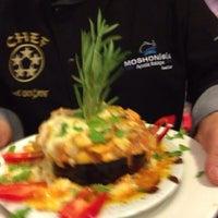 10/18/2013 tarihinde Ismail D.ziyaretçi tarafından Moshonis Balıkçısı İsmail Chef'de çekilen fotoğraf