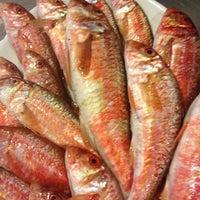 11/12/2013 tarihinde Ismail D.ziyaretçi tarafından Moshonis Balıkçısı İsmail Chef'de çekilen fotoğraf