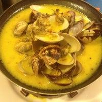 10/9/2013 tarihinde Ismail D.ziyaretçi tarafından Moshonis Balıkçısı İsmail Chef'de çekilen fotoğraf