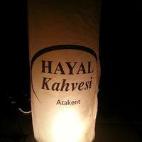 Снимок сделан в Hayal Kahvesi пользователем Mustafa O. 6/6/2013