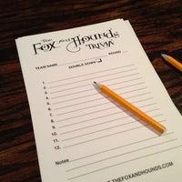 Foto scattata a The Fox & Hounds da Christopher D. il 6/18/2013