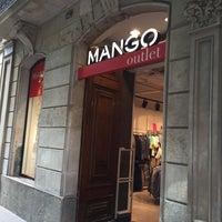 Mango Outlet La Dreta De Leixample Barcelona Cataluña