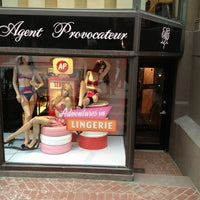 96ab45e4790 ... Photo taken at Agent Provocateur by Elisa R. on 1 28 2013 ...