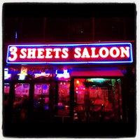 รูปภาพถ่ายที่ 3 Sheets Saloon โดย Javier G. เมื่อ 11/18/2012