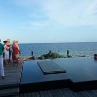 Das Foto wurde bei NIZUC Resort & Spa von Georgina am 7/21/2013 aufgenommen