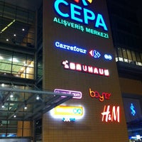 รูปภาพถ่ายที่ Cepa โดย Selim เมื่อ 11/18/2012