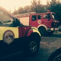Foto diambil di ΟΕΔΔ - Ομάδα Εθελοντών Δασοπυροσβεστών Διασωστών oleh Gogo J. pada 5/20/2015