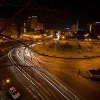 Foto tomada en Plaza de la Liberación por 4SQ E. el 11/19/2012