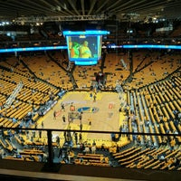 Das Foto wurde bei Oakland Arena von Felix R. am 5/11/2013 aufgenommen