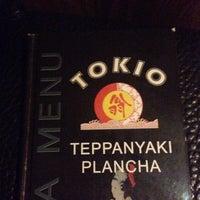 Foto tomada en Tokio Teppanyaki por Jordi S. el 9/12/2014