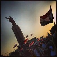Foto tomada en Plaza de la Liberación por Ghalia E. el 6/30/2013