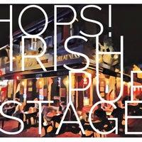 2/25/2021 tarihinde Emre Ş.ziyaretçi tarafından Hops Irish Pub&Stage'de çekilen fotoğraf