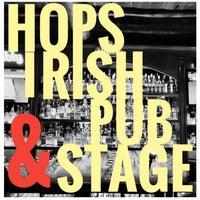 3/7/2021 tarihinde Emre Ş.ziyaretçi tarafından Hops Irish Pub&Stage'de çekilen fotoğraf