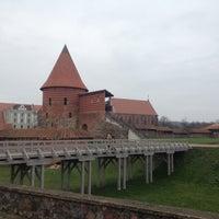 Снимок сделан в Каунасский замок пользователем Mykolas J. 11/19/2012
