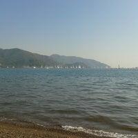 10/31/2013 tarihinde Isil A.ziyaretçi tarafından Marmaris Sahil'de çekilen fotoğraf