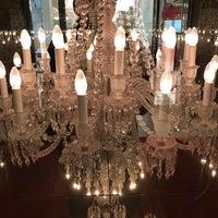 Foto tirada no(a) Cristal Room Baccarat por James Minku Kang 강. em 11/21/2017
