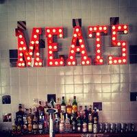 Foto tirada no(a) Meats por Andre M. em 3/8/2013