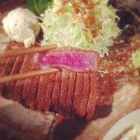 Das Foto wurde bei Gyukatsu Motomura von Oak S. am 5/22/2014 aufgenommen