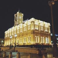 Снимок сделан в Ленинградский вокзал (ZKD) пользователем Ekaterina K. 11/18/2013