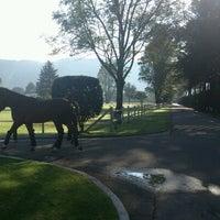 Foto tomada en Equitación Club El Rancho por Armando A. el 12/7/2012