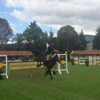Foto tomada en Equitación Club El Rancho por Armando A. el 12/9/2012