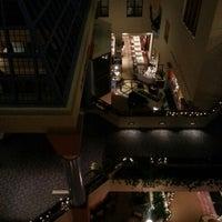 12/17/2012にCharles C.がThe Cincinnatian Hotelで撮った写真