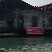 3/16/2013 tarihinde Alessandra L.ziyaretçi tarafından Arte Laguna Prize Arsenale Venice'de çekilen fotoğraf