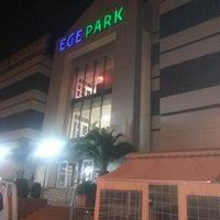 Снимок сделан в Ege Park пользователем Recep ç. 11/27/2012