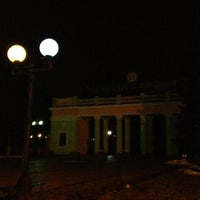 """Снимок сделан в Парк """"Победа"""" пользователем Марья И. 2/11/2013"""