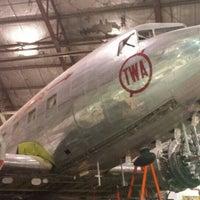 7/11/2015 tarihinde Zach S.ziyaretçi tarafından Airline History Museum'de çekilen fotoğraf
