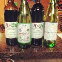 Снимок сделан в JD Wine Cellars пользователем Gennie H. 1/12/2013