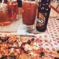 3/8/2015에 Mari A.님이 Pizza Rustica에서 찍은 사진