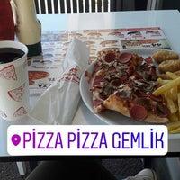Pizzapizza Gemlikte Pizzacı