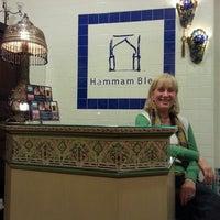 รูปภาพถ่ายที่ Hammam Bleu โดย Giulia B. เมื่อ 11/3/2013