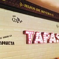 11/30/2012에 Home Staging CZ P.님이 Quilombo Pintxos & Tapas에서 찍은 사진