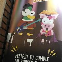 Foto tomada en Burger King Sajonia por Majito P. el 8/31/2017
