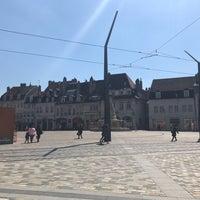 Foto tirada no(a) Place de la Révolution por Miia A. em 4/20/2017